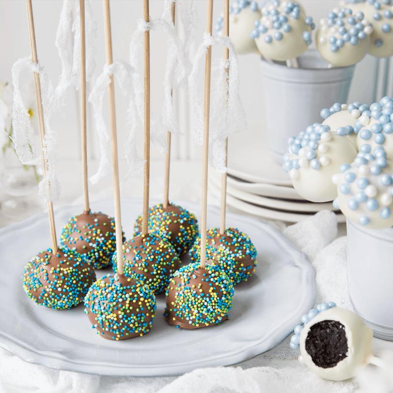 Rezept Für Glutenfreie Cake Pops Fria