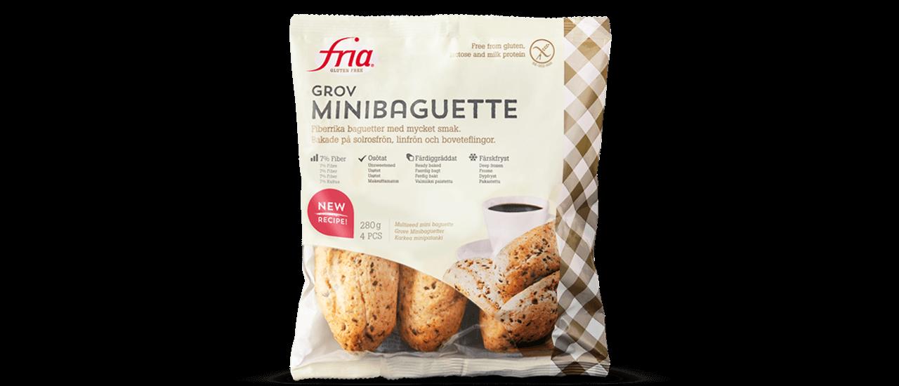 Fria Grov_Minibaguette