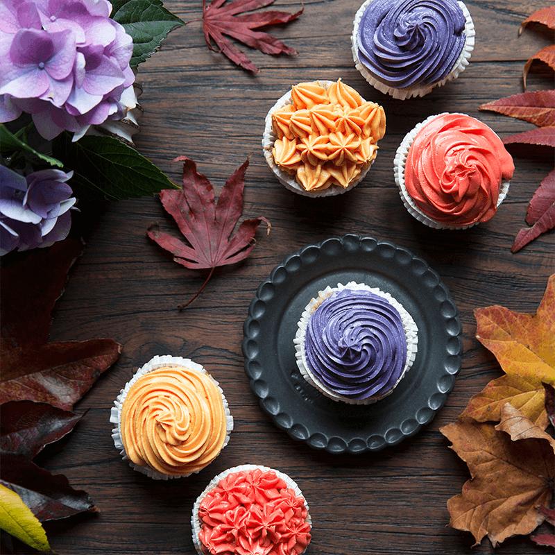 glutenfria cupcakes recept