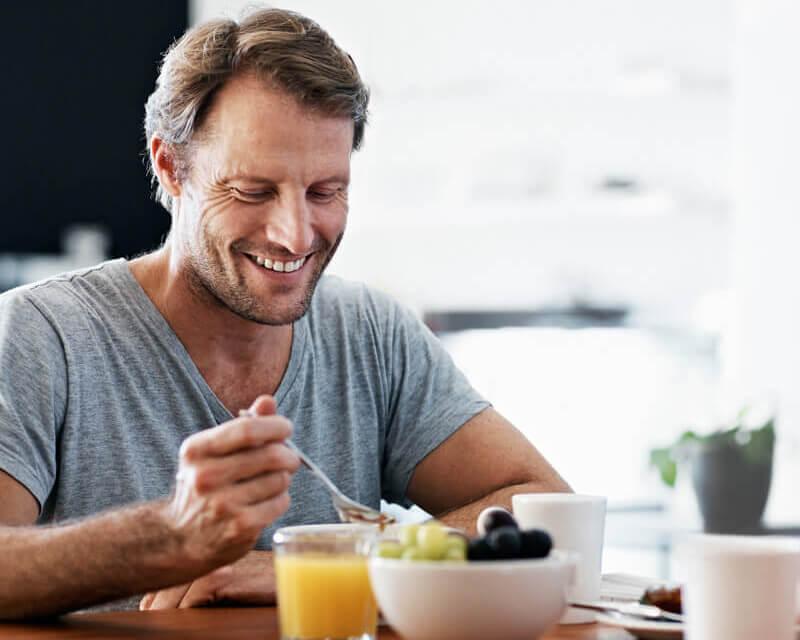 Symtom hos vuxna med celiaki